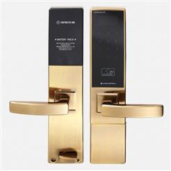 J3041-02 Security Apartment Lock with Touch Screen Keypad