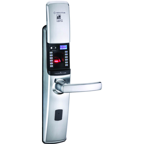 J1021-03A-30 Fingerprint Multi Points Security Door Lock